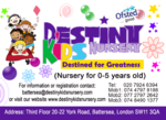 Flyer Design & Printing, Peckham
